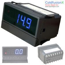 Blue Control Volt Meter Voltmeter
