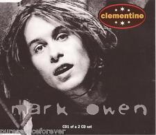 MARK OWEN - Clementine (UK 4 Track CD Single Part 1)