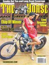 THE HORSE BACKSTREET CHOPPERS No.90 (New Copy) *Free Post To USA,Canada,EU