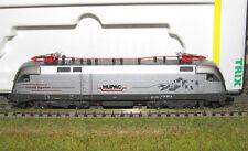 Minitrix locomotiva elettrica HUPAC Siemens ES64 U2 art. 12770