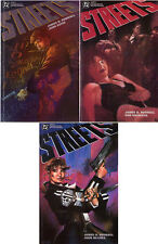 STREETS #1-3 - Prestige Format - Back Issues