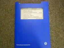 1993 97 VW GOLF GTI JETTA CABRIO 2.0 OBD II Fuel Injection Manual W42011294122A