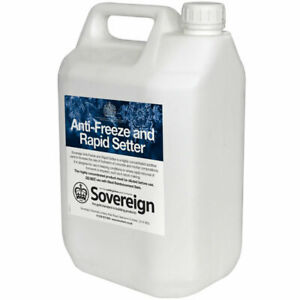 Sovereign Anti-Freeze and Radpid Setter 5L