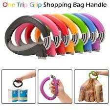 Easy Grip épicerie sac titulaire poignées Lock un voyage Poignée Shopping Sac Grip