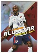2016 Topps MLS Soccer All Stars #MLSA-16 DaMarcus Beasley Houston Dynamo