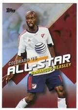 2016 Topps MLS Soccer All Stars #MLSA-16 DaMarcus Beasley Houston Dynamo