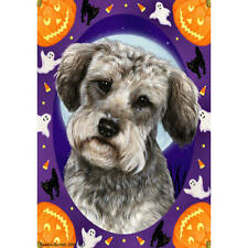 Schnoodle Halloween Howls Flag