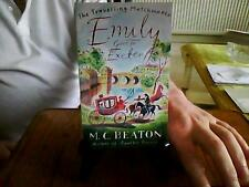 Emily Goes to Exeter-M C Beaton Paperback English Constable+Robinson 2011