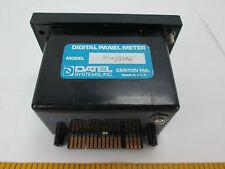 Datel Systems Inc Digital Panel Meter Model DM-350A2 T