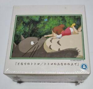 Studio Ghibli Totoro 108 piece jigsaw puzzle NEW Sealed