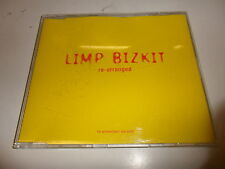 Cd   Limp Bizkit  ‎– Re-arranged