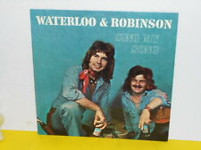 LP - WATERLOO & ROBINSON - SING MY SONG
