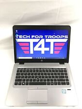 HP Elitebook 840 G3 Intel i5 2.3GHz 237GB SSD 8GB RAM Windows 10 Pro 14""