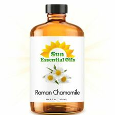 Chamomile (Roman) (HUGE 8 ounce) Best Essential Oil FREE SHIPPING