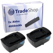 2x Batterie 21,6v 4000mah pour Hilti ag125 hde500 sd5000 te2 te4 a22