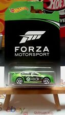 Hot Wheels Forza Motorsport Ford Falcon Race Car XBOX  (9975)
