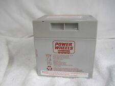 Power Wheels 00801-0638 Rechargeable Battery 12 Volt Fisher Price AUTHORIZED
