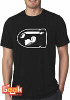 MARIO BROTHERS T-Shirt - FUNNY SUPER MARIO BROS BULLET TSHIRT ALL SIZES
