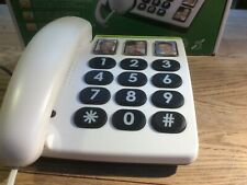 Doro PhoneEasy 331 Photo Phone, Large Buttons