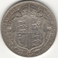 1916 George V Silver Half Crown | British Coins | Pennies2Pounds