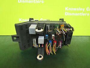 RENAULT LAGUNA Mk1 (93-01) BSI FUSE BOX UNIT 7700821586