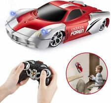 Remote Control Car Rechargeable Wall Climbing Dual Modes 360°Rotation Stunt 4Wd