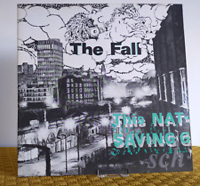 The Fall - This Nation's Saving Grace 1985 LP Vinyl FIRST PRESSING