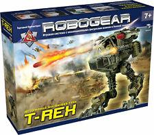 T-Rex Robogear Fantasy Military Vehicle War Game Toy Action Figures Model Kit