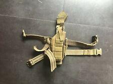 Holster de cuisse blackhawk sable militaire legs army gun