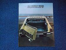 1969 Chevy Wagon Brochure