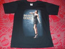 Selena Gomez A Year Without Rain Tour 2010-2011 T-Shirt Youth Juniors Medium