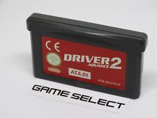 DRIVER 2 ADVANCE - NINTENDO GAME BOY ADVANCE GBA e DS - PAL EU EUR ITA ITALIANO