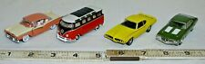 M2 MACHINES VW BUS, OLDS 442 GTO THE JUDGE & FORD FAIRLANE