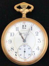 ILLINOIS SANTA FE SPECIAL 21 JEWELS VINTAGE Pocket Watch