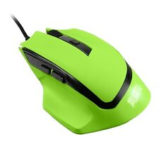 Sharkoon Shark Force Gaming Mouse - Green Edition - Maus 600 bis 1600Dpi - grün