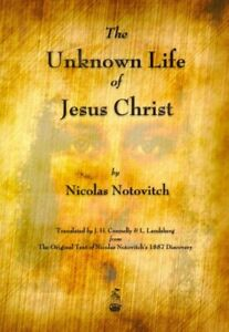 Unknown Life of Jesus Christ, Paperback by Notovitch, Nicolas; Connelly, J. H...