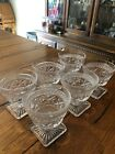 Imperial Glass-Ohio, Cape Cod Clear set