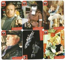 The Lost Worlds of Gerry Anderson Ultra Rare Proof Preview Card Set Unstoppable