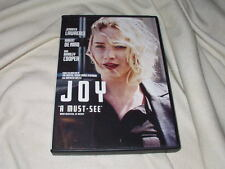Joy (DVD, 2016) Jennifer Lawrence Robert De Niro Bradley Cooper David O. Russell