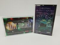Country Christmas Cassette Tapes Happy Holidays Vol 33 Christmas In The Country