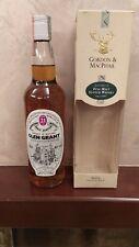 Scotch Whisky G&M GLEN GRANT 21yo con Box old bottling Gordon macphail