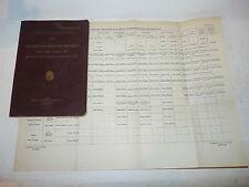 Ministero Guerra 2789: Avanzamento Ufficiali del Regio Esercito 1940 7 giugno 34