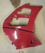 1994 Suzuki RF 600 R / 900 ( GN76A ) >>> right hand O/S middle fairing panel RED