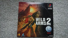 Wild Arms 2nd Ignition Demo Trial Edition - Sony PlayStation 1 [NTSC-J]