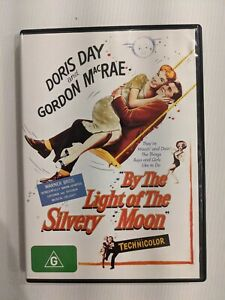 By The Light Of The Silvery Moon (DVD, 2007)