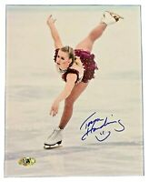 TONYA HARDING Original Signed Autographed 8X10 FIGURE SKATING Photo COA Authen