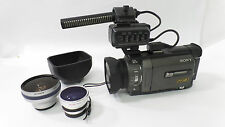 Sony DSR-PDX10P MegaPixel 3CCD USB Streaming DVCAM Camcorder