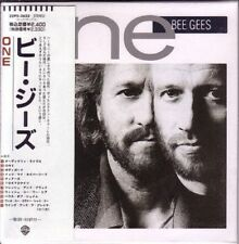 BEE GEES - ONE ( MINI LP AUDIO CD with OBI ) Barry Gibb, Robin Gibb