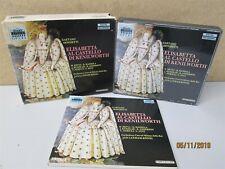Donizetti: Elisabetta al Castello di Kenilworth 2-CD RARE Latham-Konig/Devia