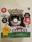 *NEW* Pokemon Trainer Guess Game: Hoenn Edition Electronic Guessing Game RARE
